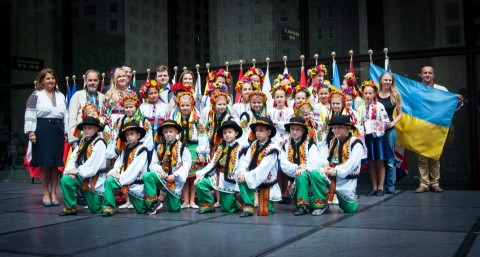 Vyshyvanka School of Dance