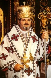 The Most Reverend Basil H. Losten, D.D.