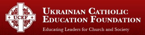 Website of the Chicago-based Ukrainian Catholic Education Foundation, a non-profit dedicated to supporting and spreading awareness of Ukrainian Catholic educational institutions, namely the Ukrainian Catholic University.
