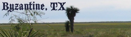 A Blog about the musings of a Byzantine Christian in Texas.