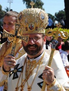 His Beatitutide Patriarch Sviatoslav Shevchuk of the Ukrainian Greek-Catholic Church is not recognized by the wider Catholic Church as a Patriarch, though the Ukrainian Church has the right to be elevated as such.
