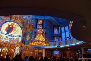 Presanctified - a lenten communion service.